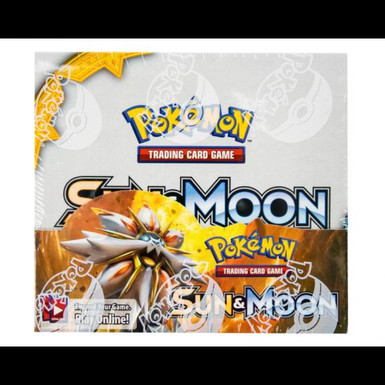 Pokemon Sun & Moon Booster Box, 36/Pack