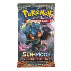 Pokemon Sun & Moon Burning Shadows 10-Card Booster Pack