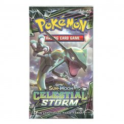 Pokemon Sun & Moon Celestial Storm 10-Card Booster Pack