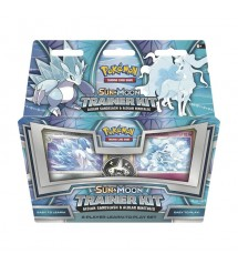 Pokemon Sun & Moon Trainer Kit Alolan Sandslash & Alolan Ninetales