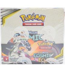 Pokemon Sun & Moon Cosmic Eclipse Booster Box, 36/Pack