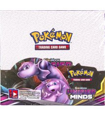 Pokemon Sun & Moon Unified Minds Booster Box, 36/Pack