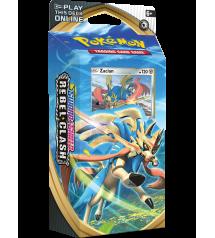Pokemon Sword & Shield Rebel Clash Zacian Theme Deck