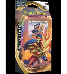 Pokemon Sword & Shield Rebel Clash Zamazenta Theme Deck