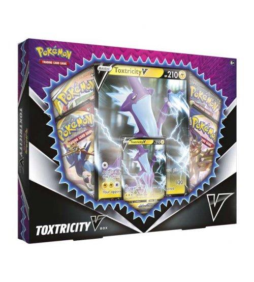 Pokemon Toxtricity V Box