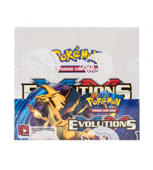 Pokemon XY Evolutions Booster Box, 36/Pack