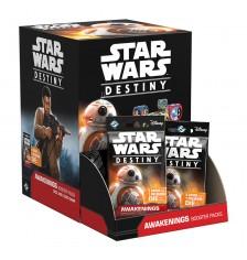 Star Wars: Destiny Dice & Card Game - Awakenings - Booster Display Box, 36/Pack