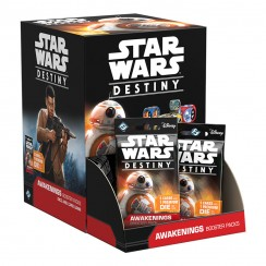 Star Wars: Destiny Dice & Card Game - Awakenings - Booster Display Box, 36/Pack