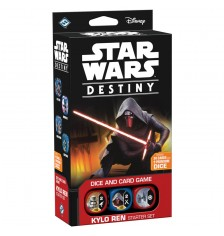 Star Wars: Destiny Dice & Card Game - Kylo Ren - Starter Set