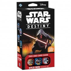 Star Wars: Destiny Dice & Card Game - Kylo Ren - Starter Set