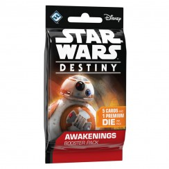 Star Wars: Destiny Dice & Card Game - Awakenings - Booster Pack