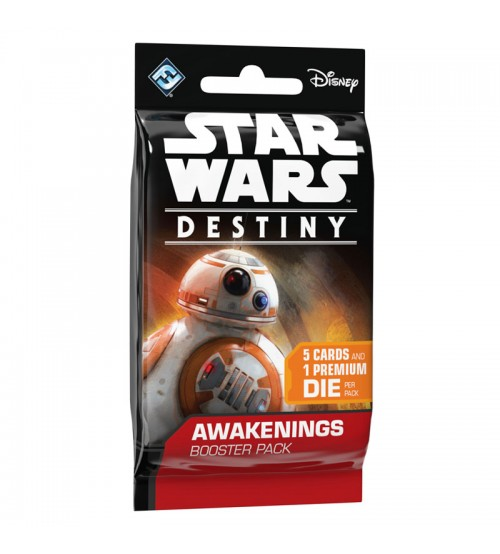 Star Wars™ Destiny Awakenings Dice & Card Booster Pack