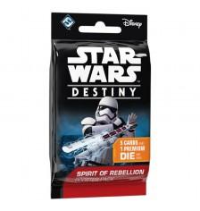 Star Wars: Destiny Dice & Card Game - Spirit of Rebellion - Booster Pack