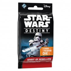 Star Wars: Destiny Dice & Card Game - Spirit of Rebellion - Booster Pack