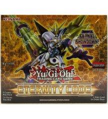 Yu-Gi-Oh Eternity Code Booster Box, 24/Pack