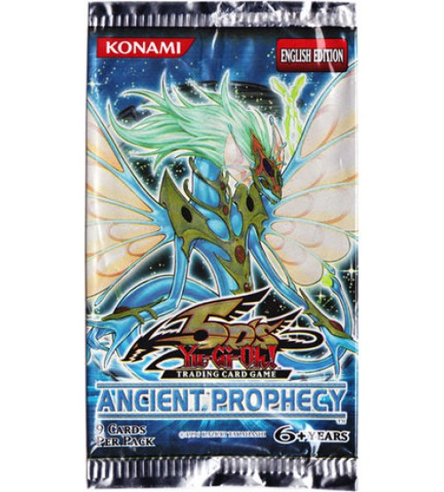 Yu-Gi-Oh Booster Pack - Ancient Prophecy