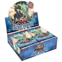 YuGiOh 5Ds Ancient Prophecy ANPR 1st Edition Booster Box, 24/Pack