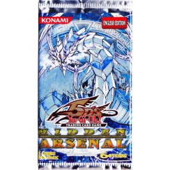 YuGiOh 5Ds Hidden Arsenal HA01 5-Card Booster Pack