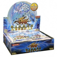Yu-Gi-Oh Booster Box - Hidden Arsenal
