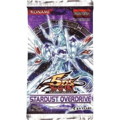 Yu-Gi-Oh Booster Pack - Stardust Overdrive