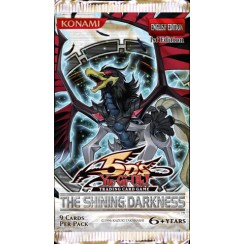 Yu-Gi-Oh Booster Pack - The Shining Darkness