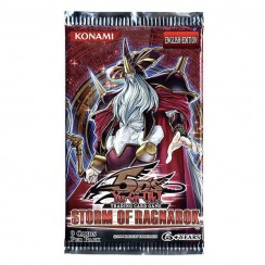 YuGiOh 5Ds Storm of Ragnarok STOR Unlimited Edition 9-Card Booster Pack