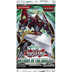 Yu-Gi-Oh Booster Pack - Return of the Duelist