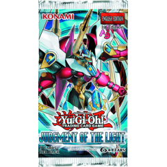 Yu-Gi-Oh Booster Pack - Judgment of the Light