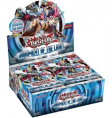 Yu-Gi-Oh Booster Box - Judgment of the Light