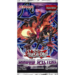 Yu-Gi-Oh Booster Pack - Shadow Specters