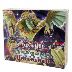 YuGiOh Dragons of Legend Unleashed DRL3 1st Edition Booster Box, 24/Pack