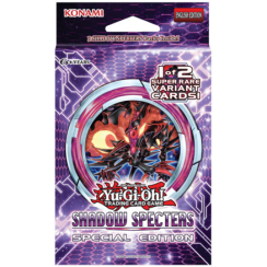 Yu-Gi-Oh Special Edition Booster Pack - Shadow Specters