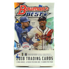 2018 Bowman's Best Baseball Hobby Box