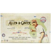 2020 Topps Allen & Ginter Baseball Hobby Box