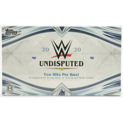 2020 Topps WWE Undisputed Wrestling Hobby Box