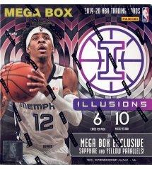 2019-20 Panini Illusions Basketball Mega Box