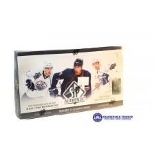 2010/11 Upper Deck SP Authentic Hockey Hobby Box