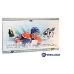 2011/12 Upper Deck SP Authentic Hockey Hobby Box