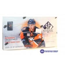 2009/10 Upper Deck SP Authentic Hockey Hobby Box