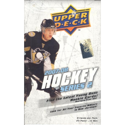 2007-08 Upper Deck Series 2 Hockey Hobby Box