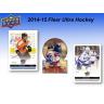 2014-15 Upper Deck Fleer Ultra Hockey Hobby Box