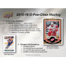 2015-16 Upper Deck O-Pee-Chee Hockey Hobby Box