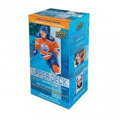 2016-17 Upper Deck Series 1 Hockey Blaster Box