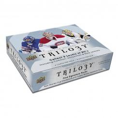 2017/18 Upper Deck Trilogy Hockey Hobby Box
