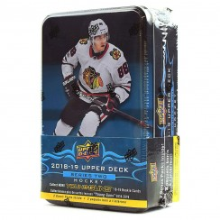 2018-19 Upper Deck Series 2 Hockey Retail Tin