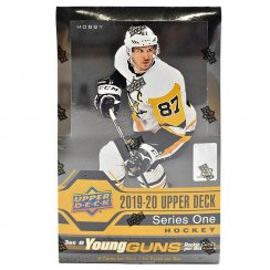2019-20 Upper Deck Series 1 Hockey Hobby Box