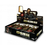 2014 Cryptozoic Walking Dead Season 3 Part 2 Hobby Box
