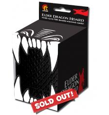 Legion Elder Dragon Hoard Deck Box - Black