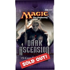 Magic: The Gathering® Dark Ascension - 15-card Booster Pack
