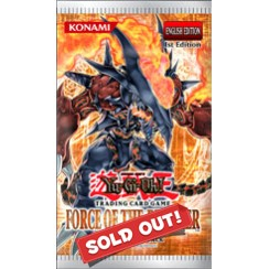 Yu-Gi-Oh Booster Pack - Force of the Breaker